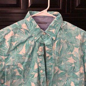 Izod Hawaiian Shirt